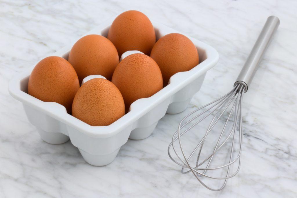 eggs grocery list